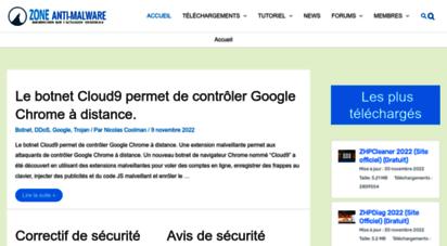 nicolascoolman.eu - zone antimalware