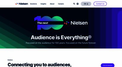 nielsen.com - erkenntnisse zum kauf- und mediennutzungsverhalten von verbrauchern  nielsen - nielsen