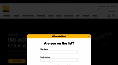 nikonusa.com - nikon  shop & explore cameras, lenses, and accessories