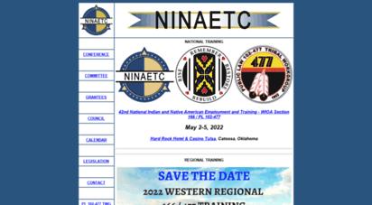 ninaetc.net - welcome to ninaetc