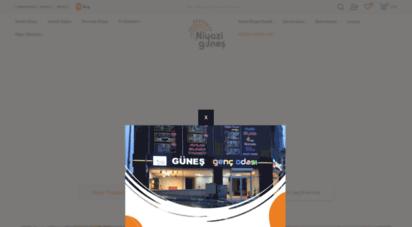 niyazigunesmobilya.com - güneş mobilya - en uygun fiyatlı online mobilya mağazası