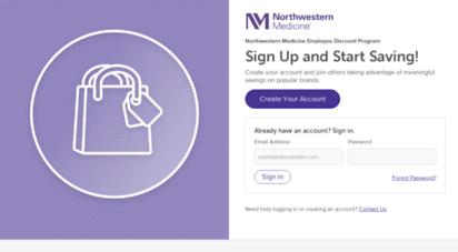 Welcome to Nm perkspot com - Login | Northwestern Medicine
