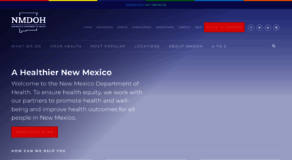 nmhealth.org - new mexico department of health