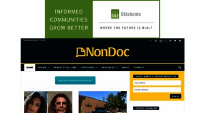 nondoc.com