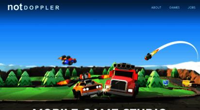 notdoppler.com - not doppler - links to free online games  d every thursday