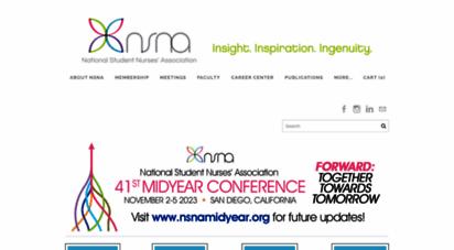 nsna.org - home