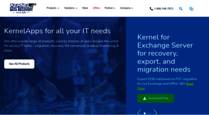 nucleustechnologies.com - nucleus kernel, data recovery software, email recovery, database recovery, office recovery tools