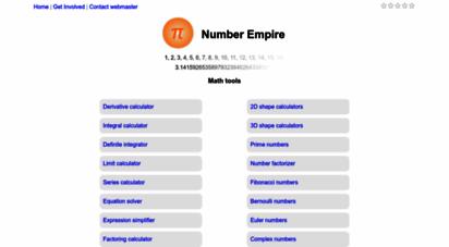 numberempire.com -