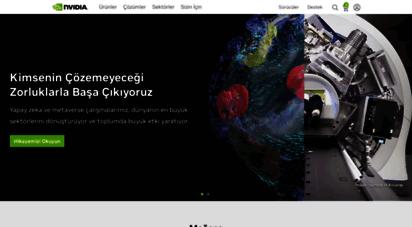 nvidia.com.tr -