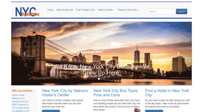 nycbynatives.com - nyc by natives - a travel guide to new york city