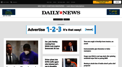 nydailynews.com - ny daily news - we are currently unavailable in your region