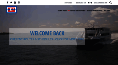 nywaterway.com - new york attractions - ny waterway
