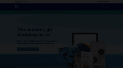 o2.co.uk - o2  mobile phones, mobile broadband and sim only deals on o2