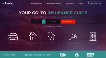 obrella.com - obrella - your go-to insurance guide