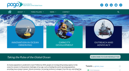 ocean-partners.org - welcome to pogo