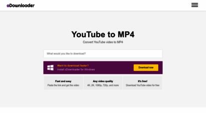 odownloader.com - yt to mp4 downloader online 1080p hd 4k, yt to mp3 converter 320kbps free 2019