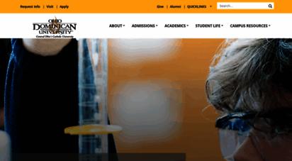 ohiodominican.edu - ohio dominican university - ohio dominican university