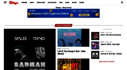 okhype.com - okhype.com » african music blog
