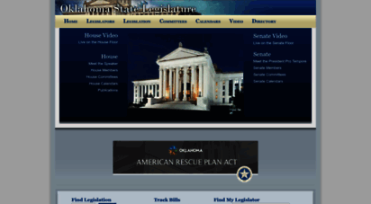 oklegislature.gov