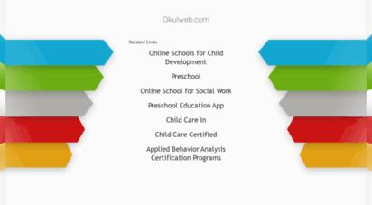 okulweb.com - okulweb.com  en kaliteli en ucuz okul web sayfası - 150 tl  okul sitesi, lise, ilköğretim, anaokulu, özel okullar