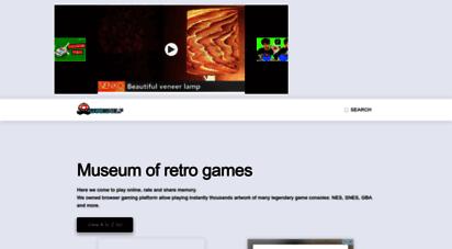 oldgameshelf.com - fastest website to play nes games online - built for mobile  oldgameshelf.com