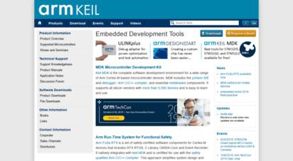 Keil Embedded C