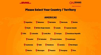 Epayments Dhl Co Uk >> Welcome To Epayments Dhl Co Uk Dhl Pay Now
