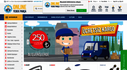 online-yedekparca.com - beyaz eşya & yedek parça l electronics & home appliances