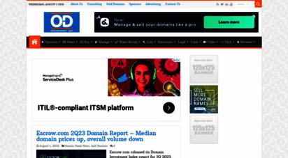 onlinedomain.com - onlinedomain.com - domain name news
