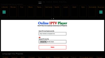onlineiptvplayer.com