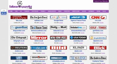 onlinenewspaperlist.com - online newspapers list  bangla newspaper sinhala news, hindi tamil news thai newspapers, indian telugu malayalam newspapers, gujarati news, nigerian newspapers  all world newspapers online