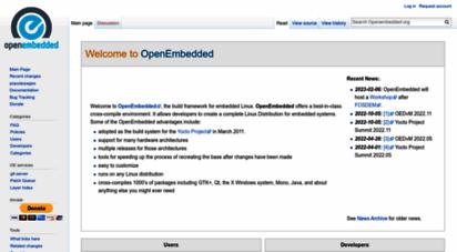 openembedded.org