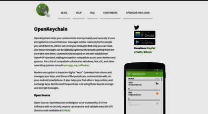 openkeychain.org - openkeychain · openkeychain