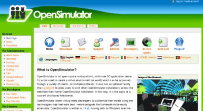 opensimulator.org