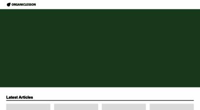 organiclesson.com