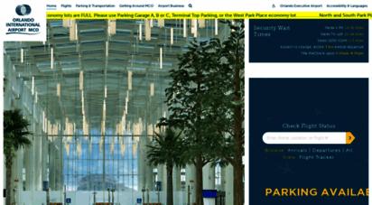similar web sites like orlandoairports.net