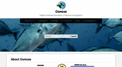 osmose-model.org