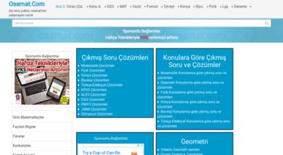 ossmat.com
