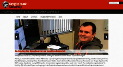 osuosl.org - osu open source lab  build the future  oregon state university