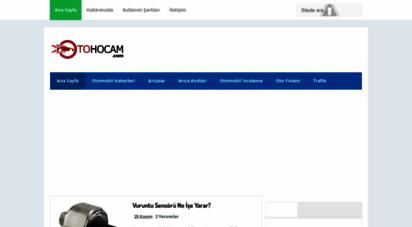 otohocam.com - otomobil dünyası