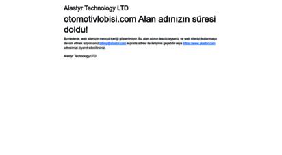 otomotivlobisi.com - otomotiv lobisi - en güncel otomobil haberleri , sıfır araba fiyatları , sıfır otomobil kampanyaları , otomobil bloğu , oto haber