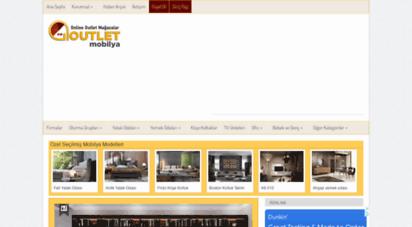 outletmobilya.net - outlet mobilya  online outlet mobilya merkezi