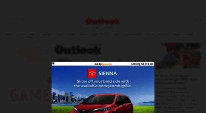 outlookindia.com - outlook india magazine: latest news today, news anlysis, opinion on india, world, sports, entertainment