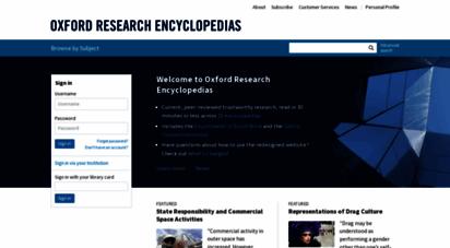 oxfordre.com