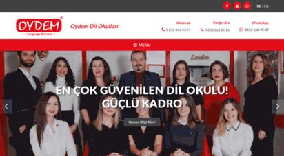 oydem.com.tr - izmir ingilizce kursu izmir oydem :: ortadoğulular yabancı dil eğitim merkezi