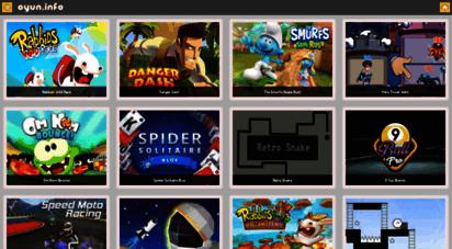 oyun.info - oyun.info oyunlar oyna