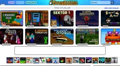 oyunkuzusu.com - oyun kuzusu oyunlar