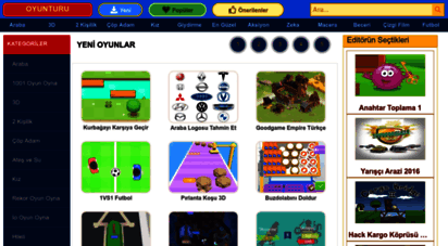 oyunturu.org - ücretsiz oyunlar - en iyi oyunları oyna - oyun turu