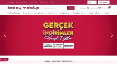 ozbaymobilya.com - özbay mobilya  kıskandıran tasarımlar kıskandıran fiyatlarla