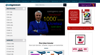 ozelogrenci.com